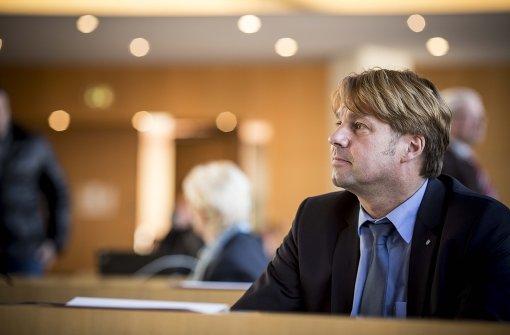 Ex-FDP-Fraktionschef Klingler vor Gericht