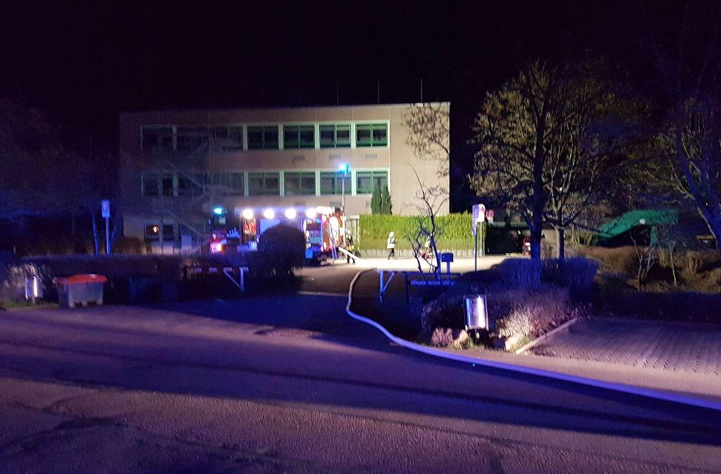 In Pforzheim hat es in der Nacht gebrannt. Foto: SDMG/SDMG / Gress