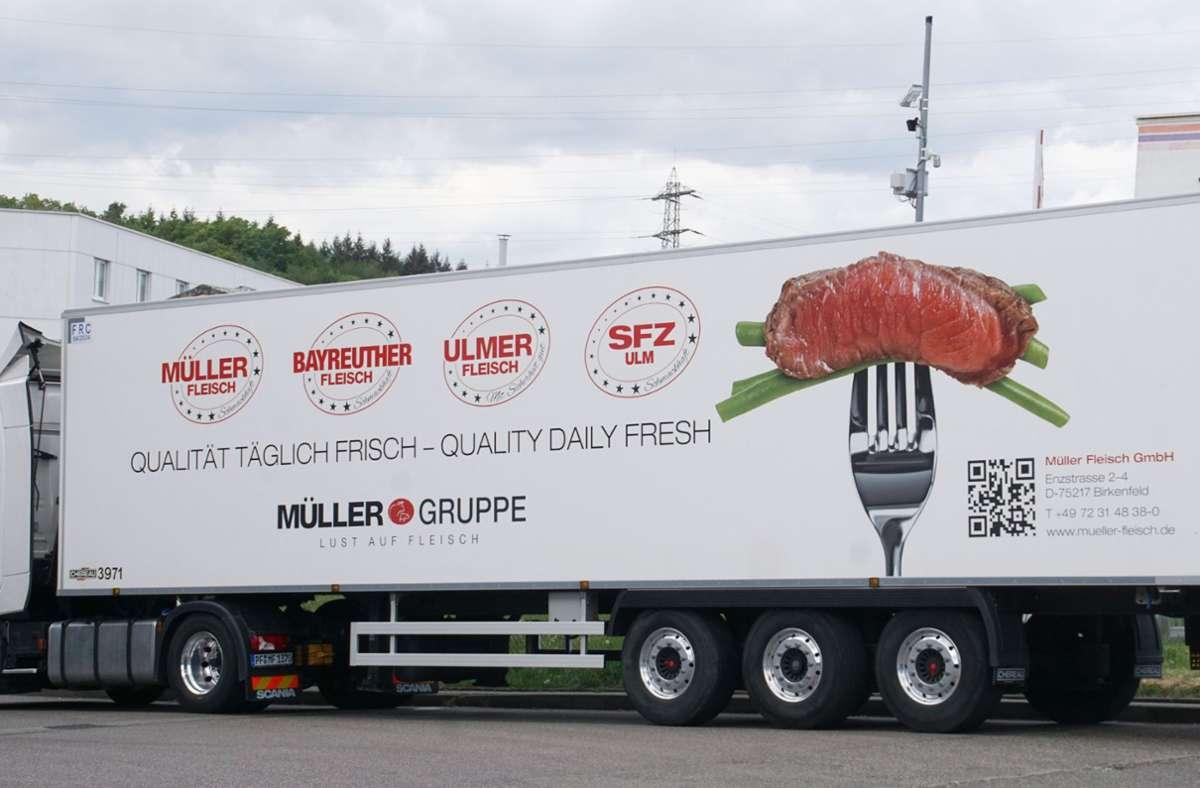Müller Fleisch will sich vom schlechten Ruf der Branchengrößen abkoppeln. Foto: SDMG/ Gress