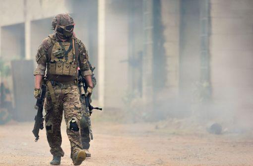 Nato zieht Teil ihrer Soldaten aus Irak ab