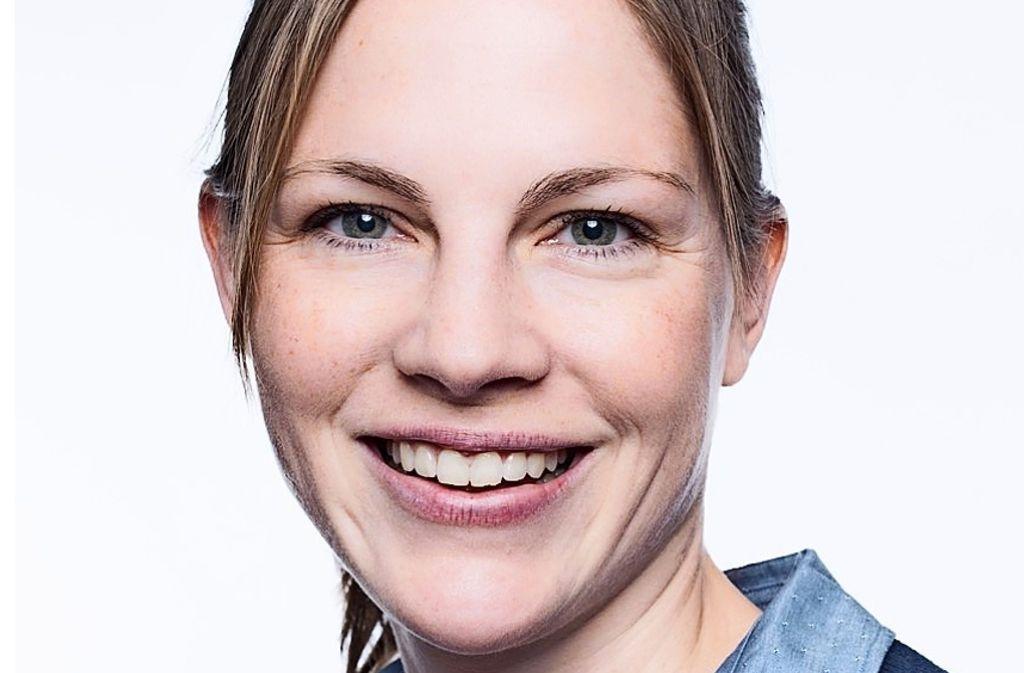 Bettina Pau wird Chefin der Kulturregion Stuttgart Foto: Kulturregion Stuttgart