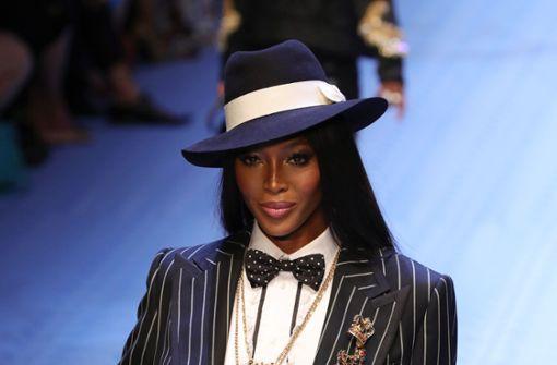 Naomi Campbell und Monica Bellucci stehlen den Männern die Schau