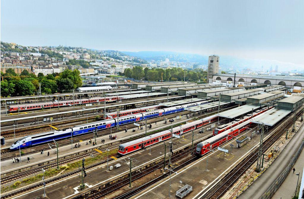 Das Bundesverwaltungsgericht hat entschieden, dass die Bahn die Gleisanlagen in Stuttgart nicht zur Übernahme anbieten muss. Foto: dpa