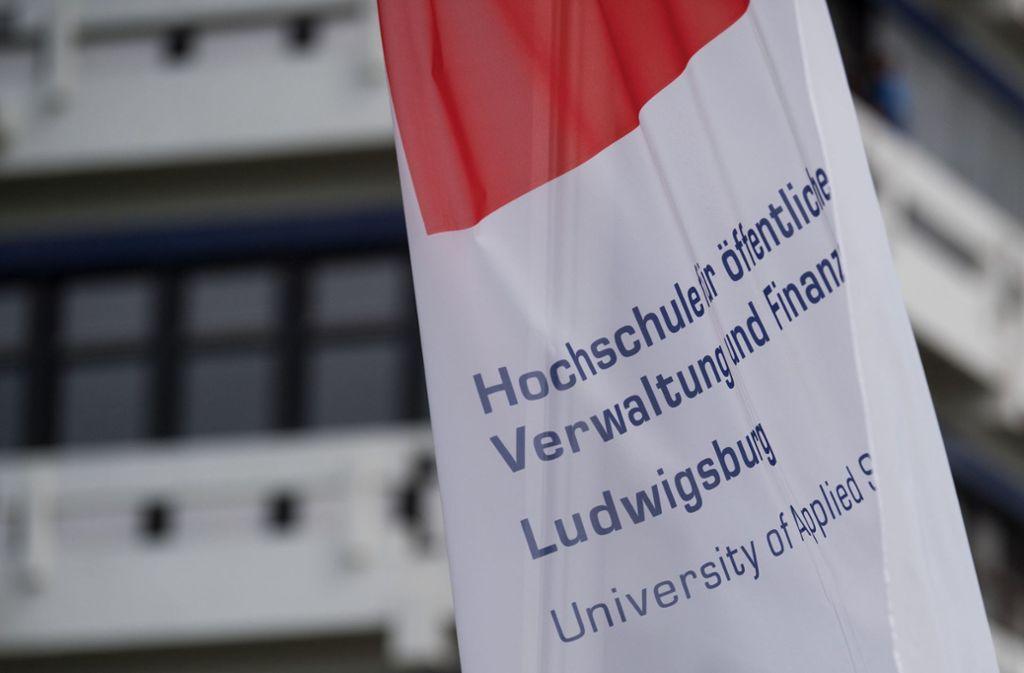 Die Hochschule für öffentliche Verwaltung und Finanzen in Ludwigsburg gilt als Kaderschmiede, dort werden die Nachwuchsbeamten für das Land Baden-Württemberg ausgebildet. Foto: dpa/Marijan Murat