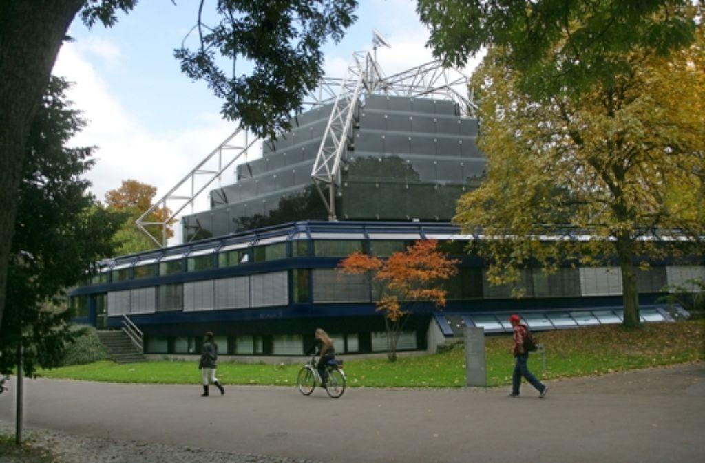 Das Planetarium braucht nach Meinung der Sozialdemokraten eine grundlegende Renovierung. Foto: Achim Zweygarth