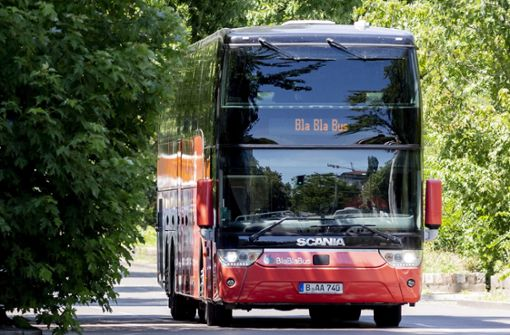 Blablabus steuert auch Stuttgart an