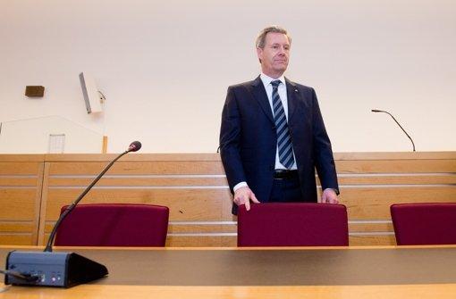 Richter und Staatsanwalt geraten aneinander