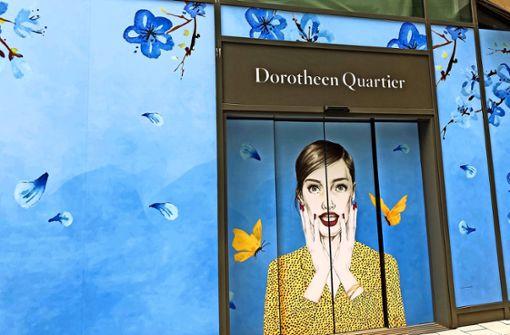 Leerstände im Stuttgarter  Dorotheen-Quartier