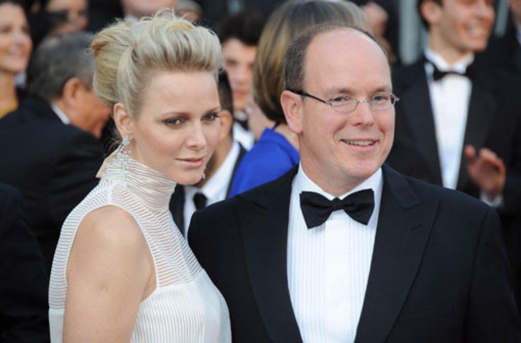 Charlène und Albert von Monaco sind Eltern geworden. Foto: dpa