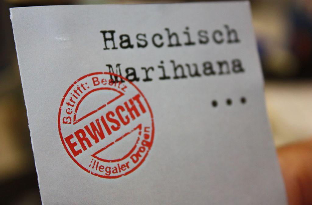 Das Amtsgericht Leonberg muss sich mit Drogenkurieren der besonderen Art befassen. Foto: dpa