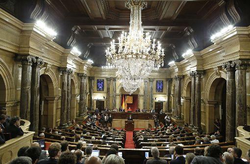 Spanische Zentralregierung prüft Rechtsbruch