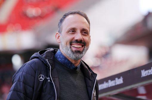 Pellegrino Matarazzo führt den VfB in die Erfolgsspur