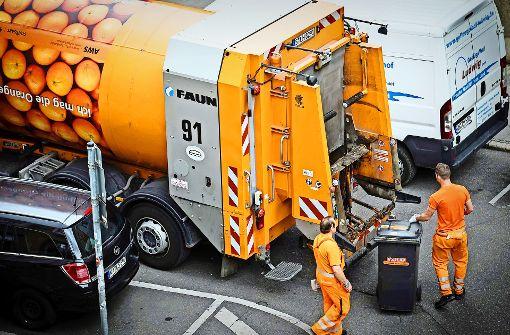 Müllabfuhr wird 2017 erneut günstiger