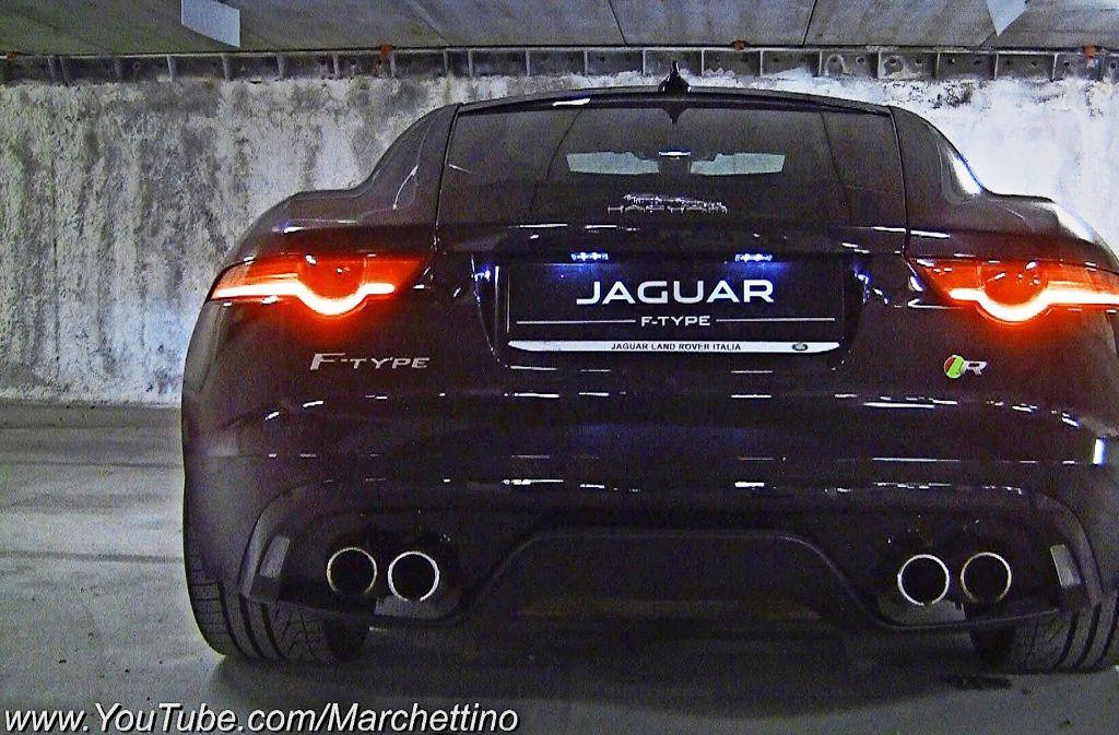 Ein solcher Jaguar kann  richtig laut werden, wie mancher Bürger Mannheims erfahren musste Foto: