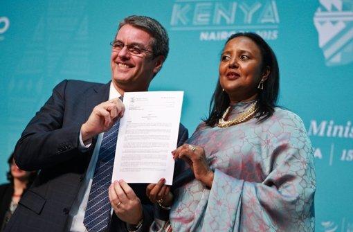 WTO beschließt Abbau von Agrarsubventionen