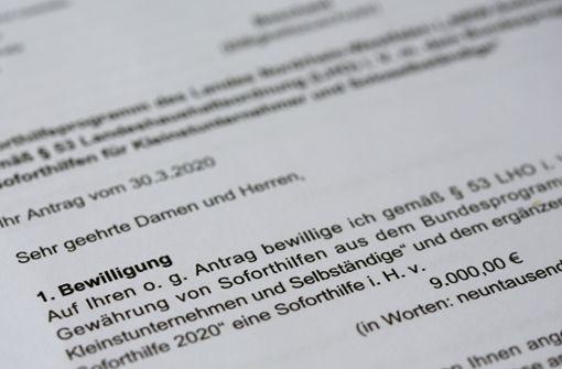 NRW stoppt wegen Betrugsverdachts Zahlung