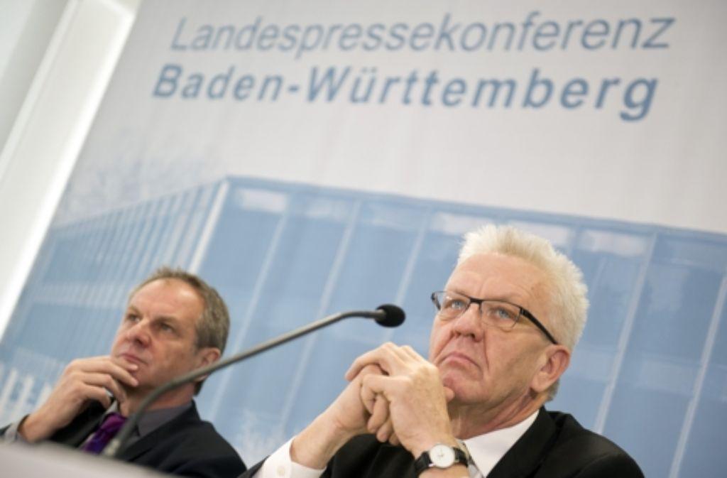 Winfried Kretschmann (Grüne) hat davor gewarnt, Islam und Terror in einen Topf zu werfen.  Foto: dpa