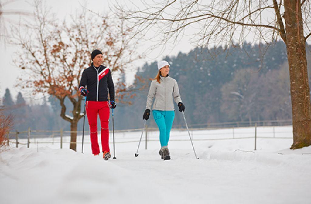 Auch im Winter fit bleiben in Bad Wörishofen  Foto: Kur- und Tourismusbetrieb Bad Wörishofen