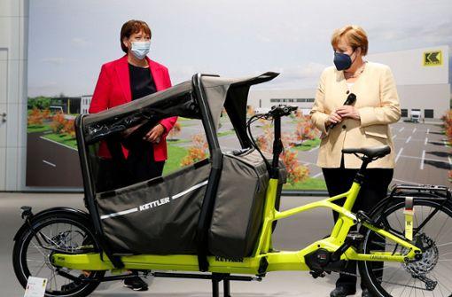 Sind Fahrräder das grüne Feigenblatt der Automesse IAA?