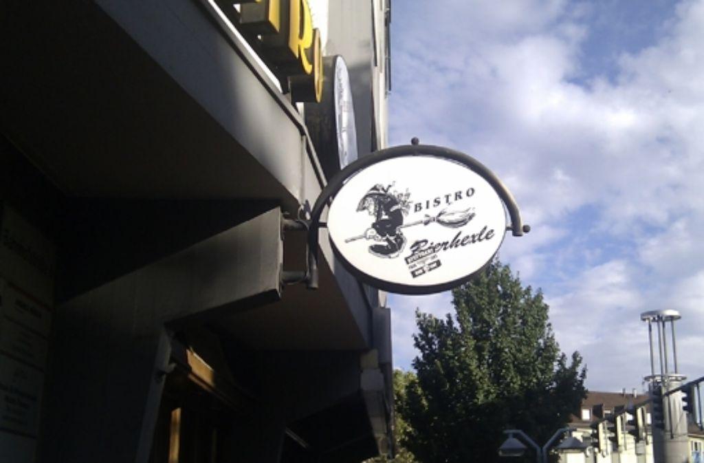 Das Bierhexle ist ein Raucherlokal, kein Einlass für unter 18-Jährige. Foto: Privat