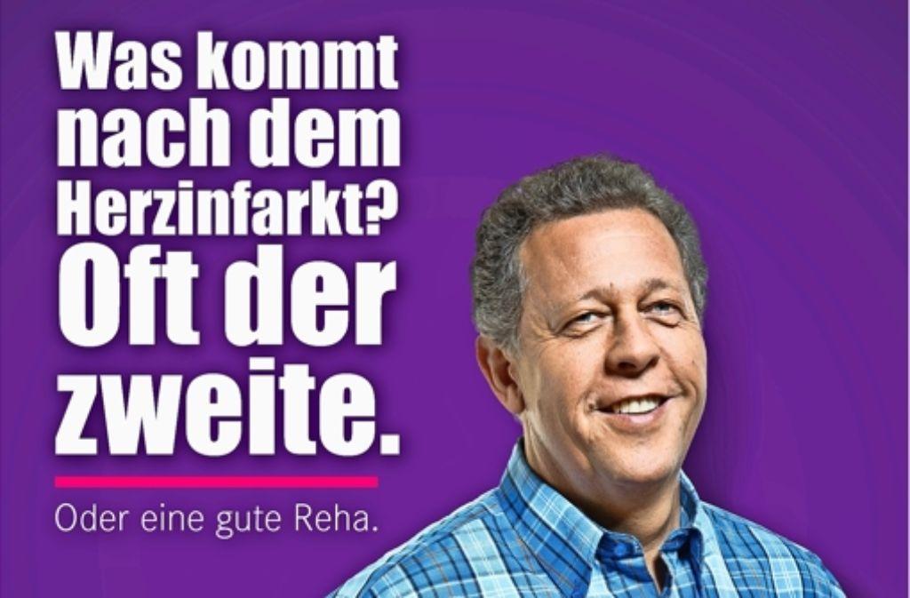 Markus W. war nach einem Herzinfarkt Reha-Patient in einer Klinik im Land, auch er engagiert sich  für die Kampagne. Foto: BWKG