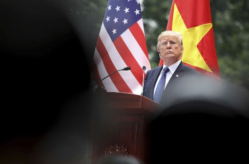 US-Präsident stellt sich in Russland-Affäre hinter Geheimdienste