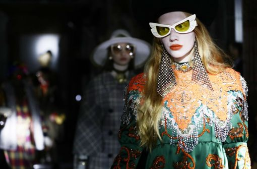 Gucci will Mode-Industrie entschleunigen