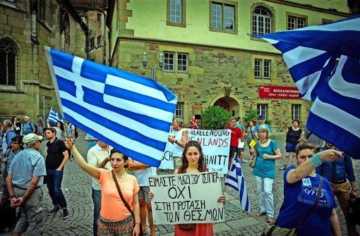 Griechen wollen  neuen Verein gründen