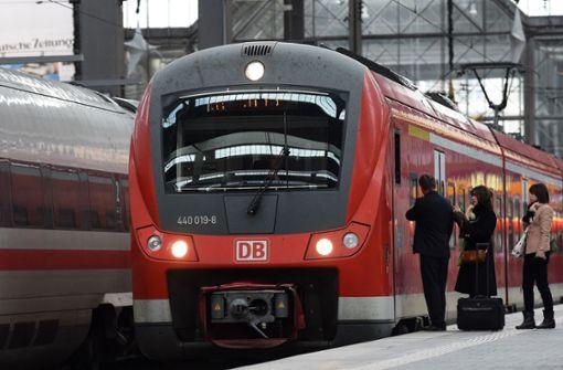 Bahn stellt Fernverkehr in Nordrhein-Westfalen ein
