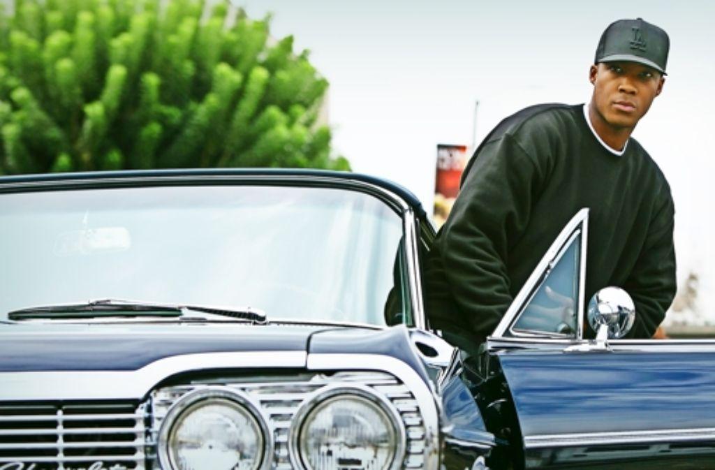 Der junge Dr. Dre (Corey Hawkins) weiß schon genau, dass er ganz nach oben will. Foto: Universal Pictures