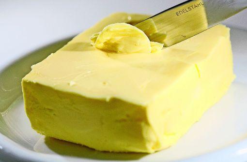 Butter oder Margarine?