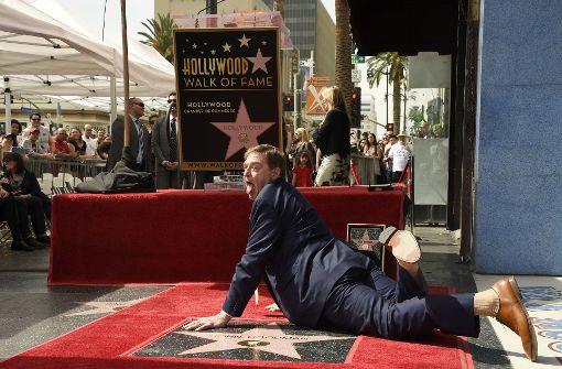 """Hollywoods großer Clown erhält Stern auf """"Walk of Fame"""""""