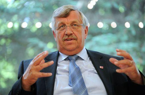 Festnahme im Fall des getöteten Kasseler Regierungspräsidenten