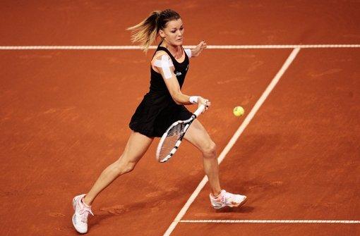 Radwanska und Scharapowa im Viertelfinale - Görges ausgeschieden