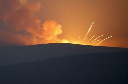 Neuer Anlauf für Waffenruhe – Armenien und Aserbaidschan beenden Kämpfe