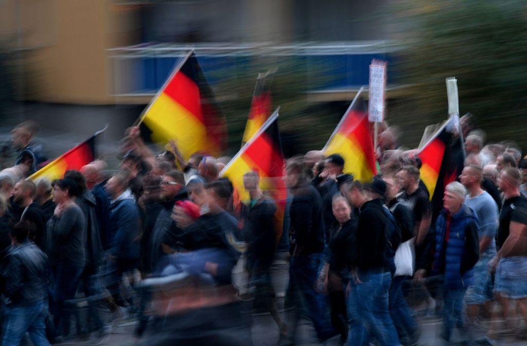 Die Aufarbeitungt etlicher Vorfälle in Chemnitz wird die Justiz noch lange beschäftigen. Foto: dpa