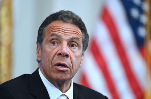 Biden fordert Gouverneur Cuomo zum Rücktritt auf