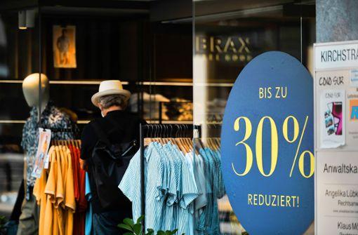 Modehandel befürchtet Rabattschlacht