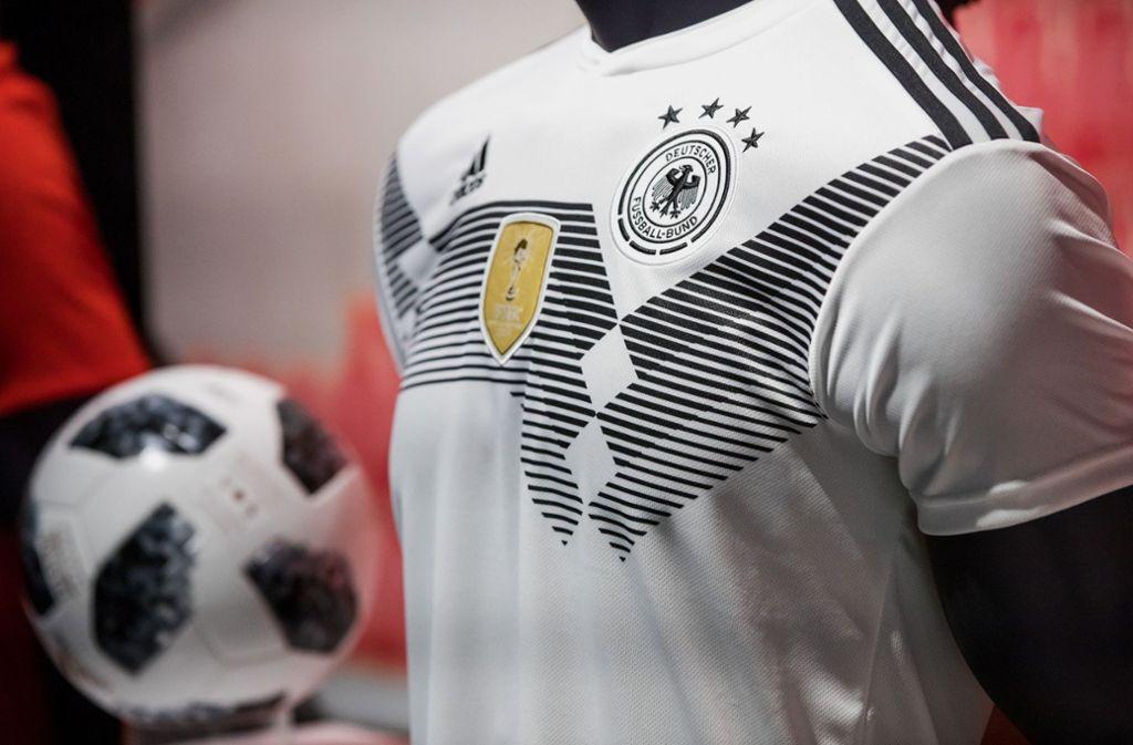 Adidas wird auch weiterhin Ausrüster des DFB-Teams sein. Foto: dpa