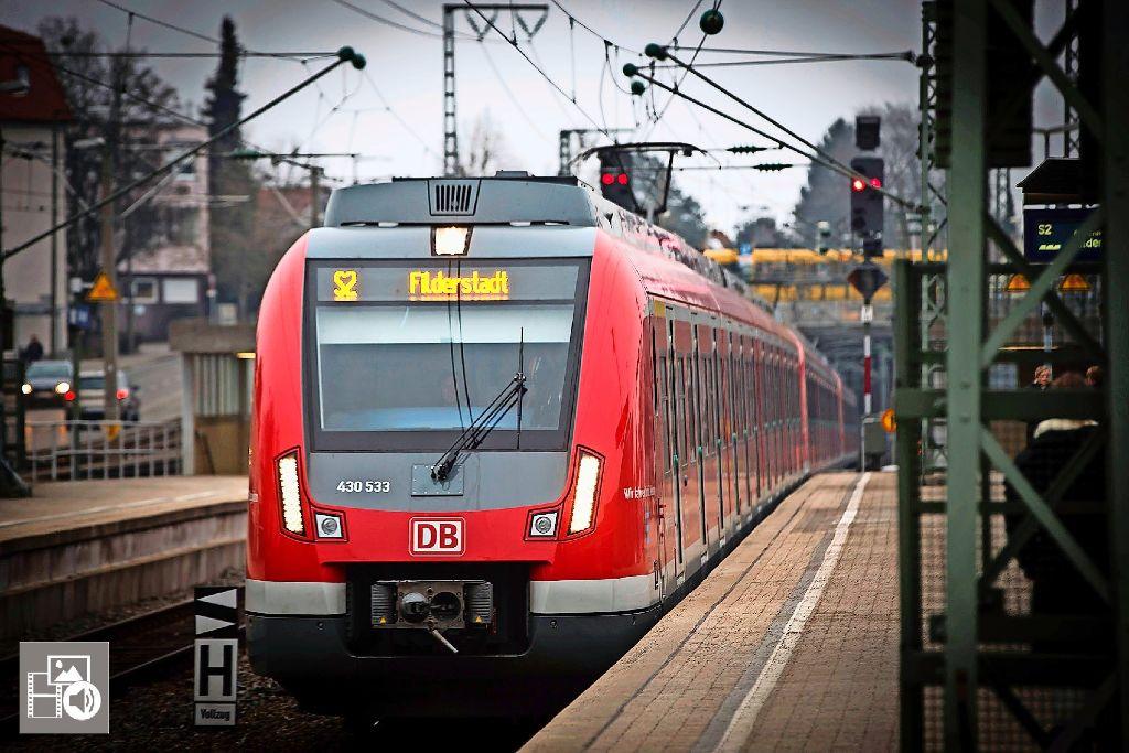 Hinter der Stuttgarter S-Bahn steckt mehr als nur Verspätungen. Klicken Sie auf den Button und schauen Sie sich unsere Multimediareportage an. Foto: Lichtgut / Achim Zweygarth