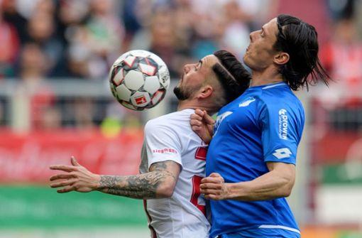 VfB-Konkurrent FC Augsburg kassiert bittere Klatsche