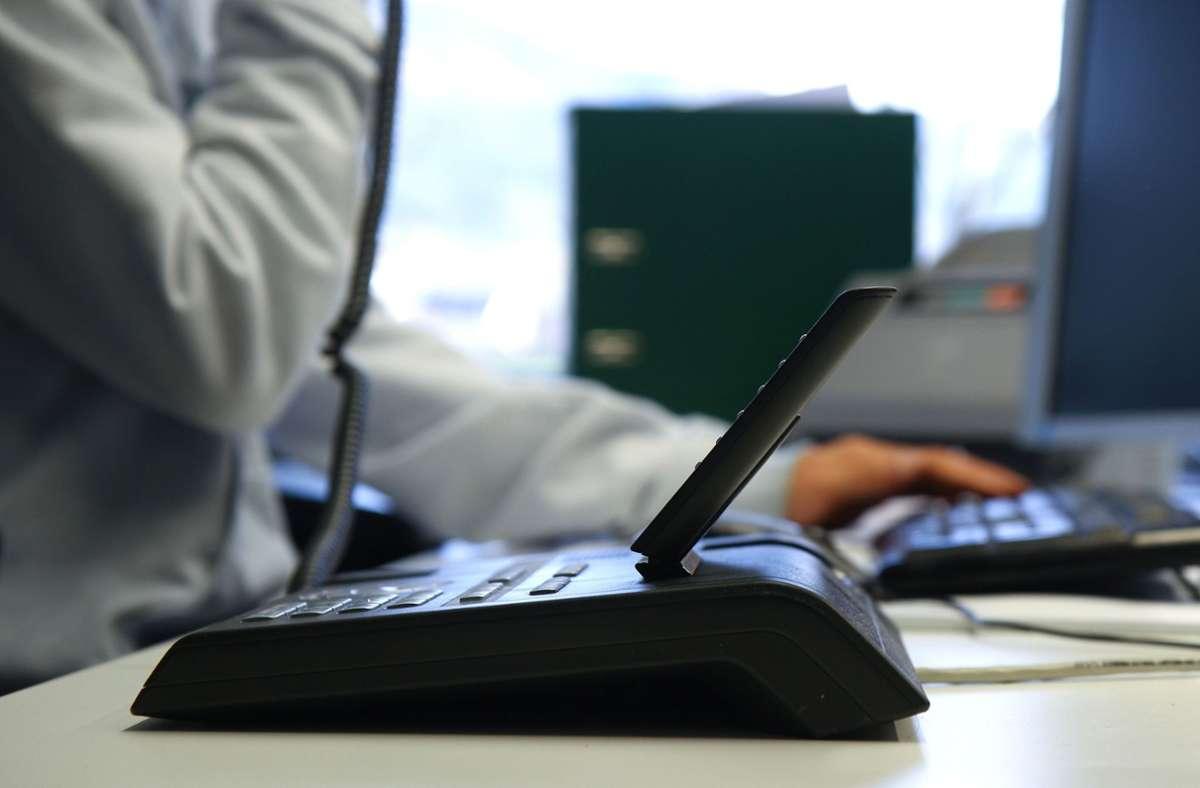 Die Polizei rät: Seriöse Unternehmen rufen ihre Kunden nicht unaufgefordert an. Foto: Eibner-Pressefoto/Fleig / Eibner-Pressefoto