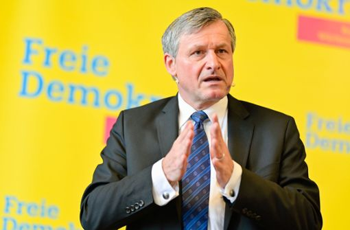 FDP-Chef Rülke schließt Koalition mit Grünen nicht mehr aus