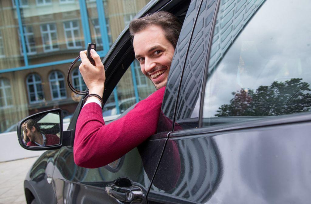 In Belgien bekommen besonders viele Mitarbeiter einen Dienstwagen. Die hohen Steuern auf Lohn und Einkommen sollen umgangen werden. Foto: dpa-tmn