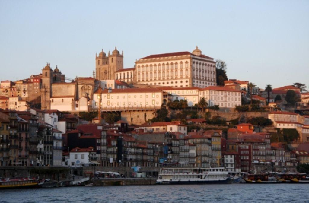 Das ist Porto mit P. Klingt ähnlich wie Bordeaux, liegt aber in Portugal. Foto: dpa