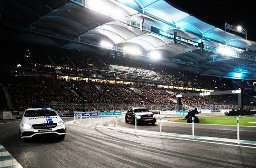 DTM-Piloten düpieren Rosberg und Hamilton