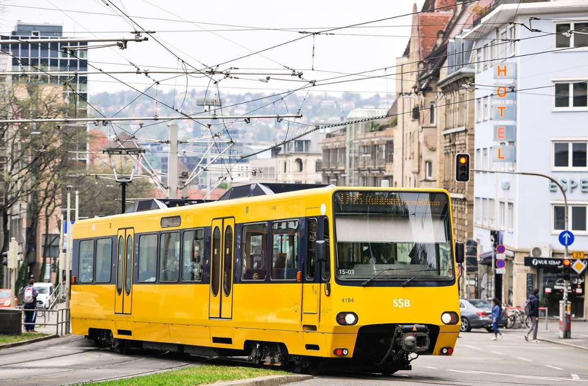 Dank dem Rettungsschirm von Bund und Land und Hilfen der Stadt hat die Stuttgarter Straßenbahnen AG finanziell 2020 die Kurve genommen. Foto: Lichtgut/Max Kovalenko