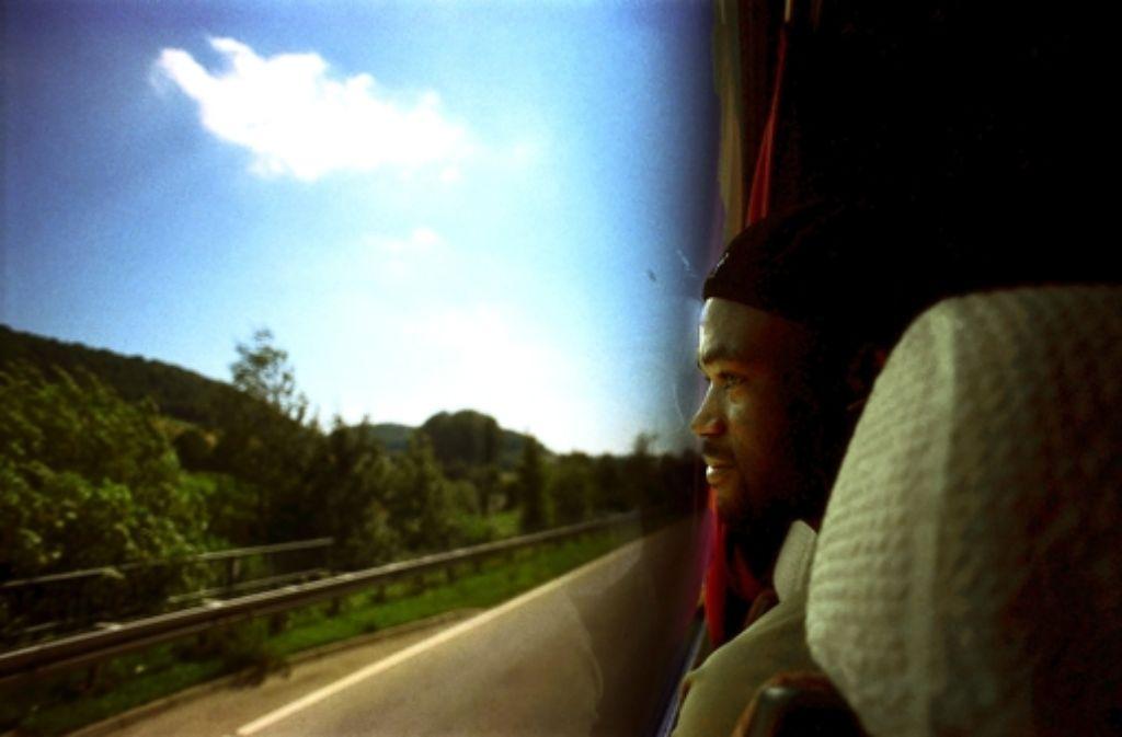 Im Jahr 2002 waren Asylsuchende bereits in Königsbronn. Foto: Archiv Heinz Heiss