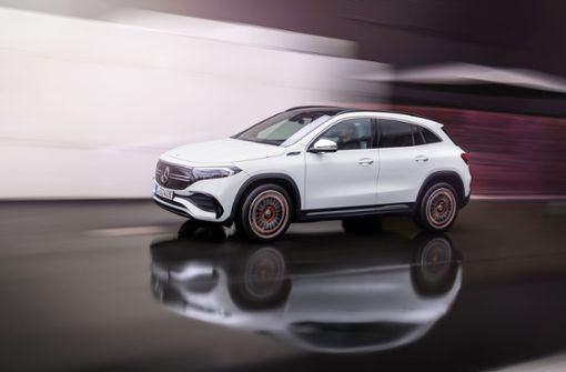 Tesla fordert Daimler heraus
