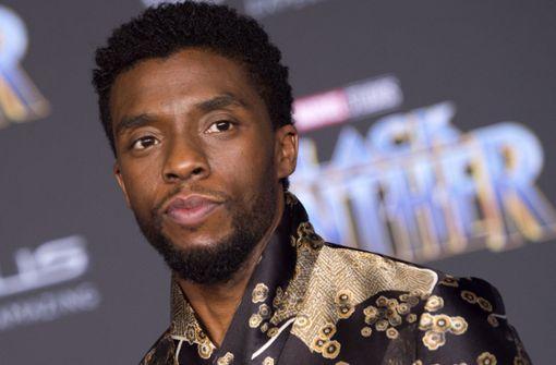 """Black Panther""-Star Chadwick Boseman gestorben"